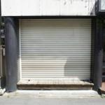 空堀商店街近くの路面 貸店舗!