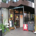 大通り沿いの飲食店跡 角地 路面 貸店舗!
