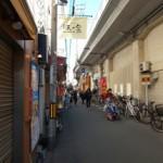 ※JR野田駅前の通り