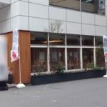 オフィス街の角地 路面 軽飲食可 貸店舗!